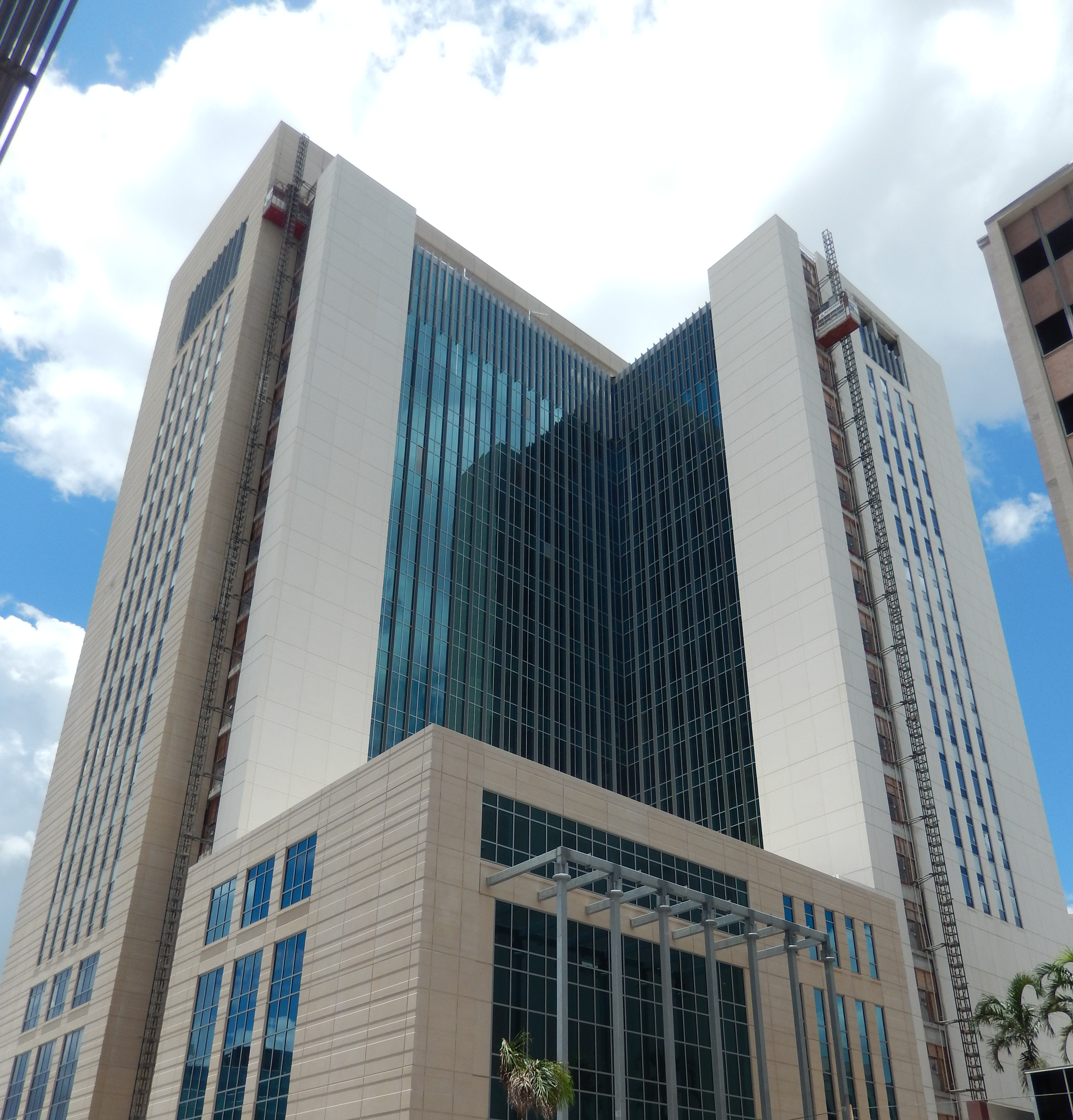 Project name: New Broward County Courthouse